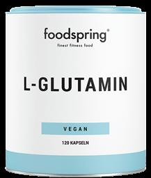 L-glutamine blik