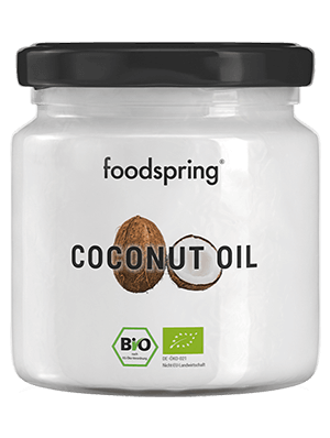Bio-Kokosöl von foodspring