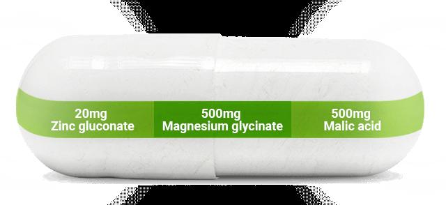 Zinc and Magnesium capsule