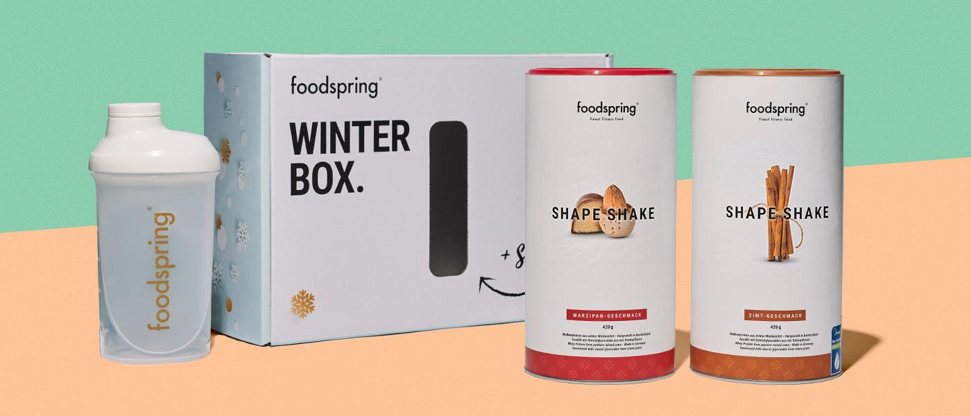 Limited-edition winter box – Shape