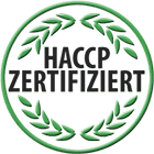 quality of HACCP certification