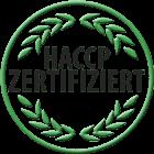 Qualität durch HACCP Zertifizierung