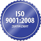 ISO 9001-2009 Certificate