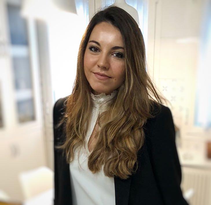Olga, Community Manager Spain