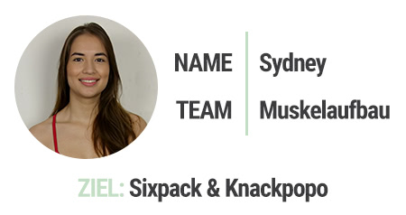 Team Muscle: Sydney
