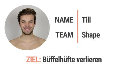 Team Shape: Till