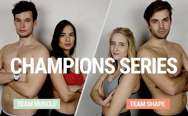foodspring Champions Series