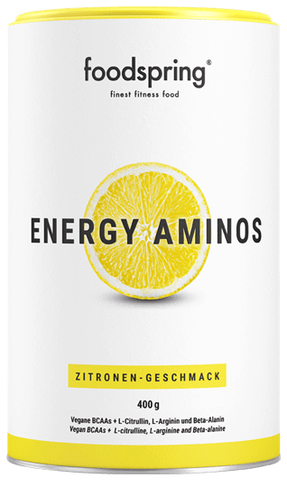 Energy Aminos tub