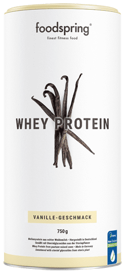 Barattolo Proteine Whey