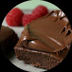 Gâteaux à la crème protéinée