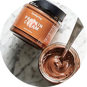 Crème protéinée foodspring