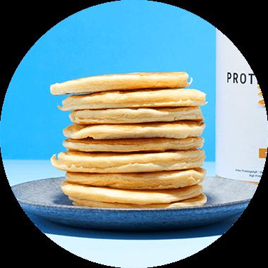 Perfekte Pancakes ganz ohne Rezept