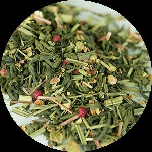 Fresh tea blend