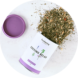 Lavender and lemon balm, the relaxation duo