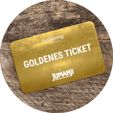 Dein goldenes Ticket
