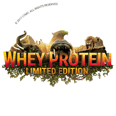 Whey Protein Limited Jumanji Edition
