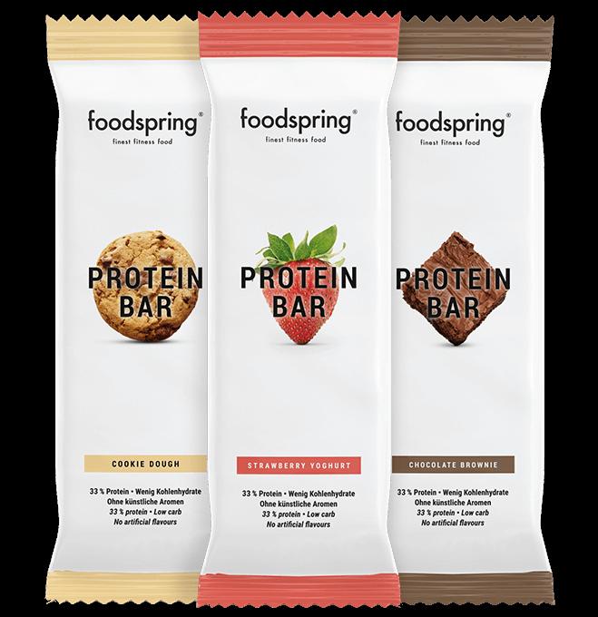 Protein Bar - Real taste.