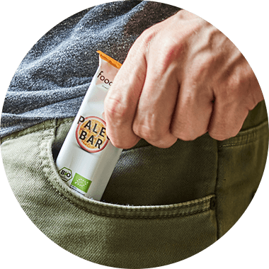 Paleo Bar in the pocket