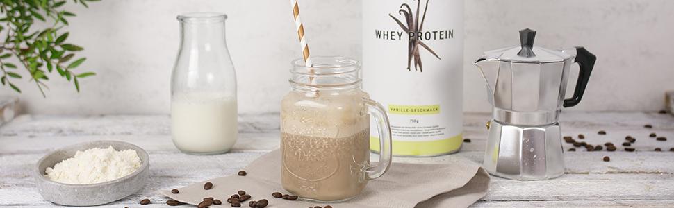 Espresso-Whey Shake