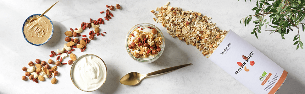 Recipe: Overnight muesli