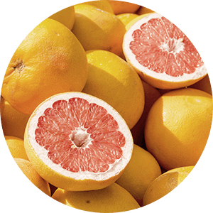 Real grapefruit juice concentrate